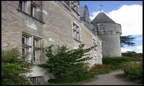 Zdjecie FRANCJA / brak / Montresor / Wieża