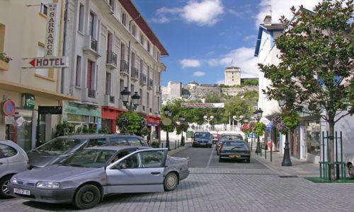 Zdjecie FRANCJA / brak / Lourdes / W mieście