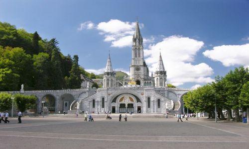 Zdjecie FRANCJA / brak / Lourdes / Sanktuariaum