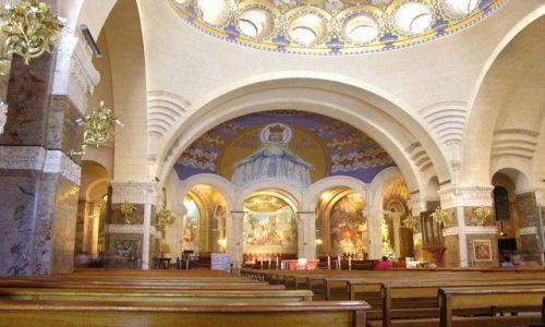 Zdjecie FRANCJA / brak / Lourdes / Ołtarz główny