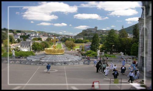 Zdjecie FRANCJA / brak / Lourdes / Panorama