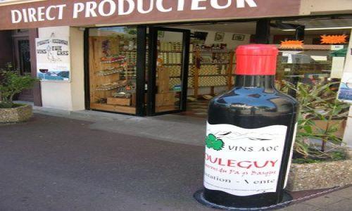 Zdjecie FRANCJA / Akwitania / Vieux-Boucon / Roczny przydział