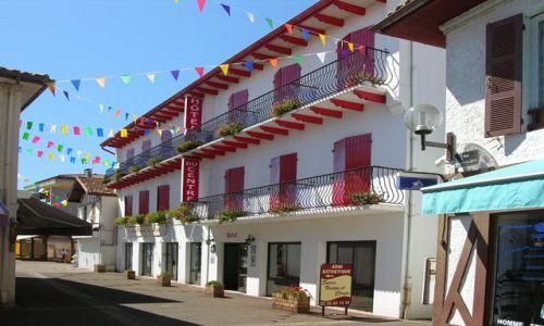 Zdjecie FRANCJA / Akwitania / Vieux-Boucon / Hotel