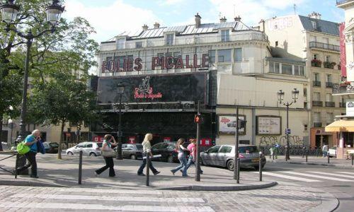 Zdjecie FRANCJA / brak / Paryż / Plac Pigalle
