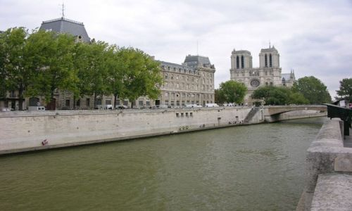 Zdjecie FRANCJA / brak / Paryż / Notre-Dame