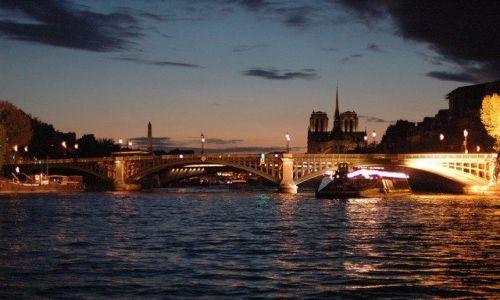 Zdjecie FRANCJA / Paryż / Sekwana / Paryż