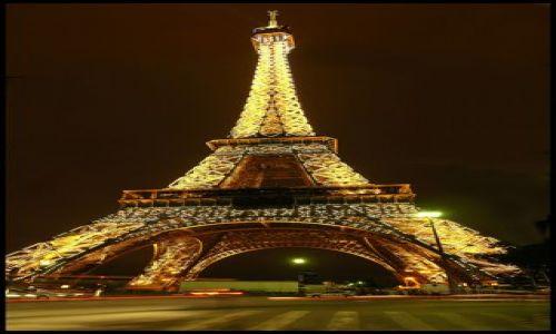 Zdjecie FRANCJA / brak / Paryż / Wieża