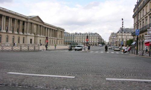 Zdjecie FRANCJA / brak / Paryż / Okolice Luwru