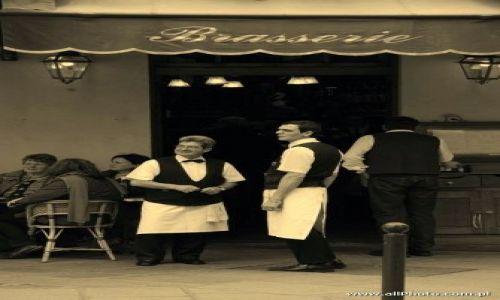 Zdjecie FRANCJA / Paryz / Paryz / Paryz - restaur