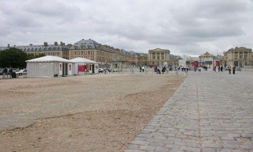 Zdjecie FRANCJA / brak / Paryż / Wersal