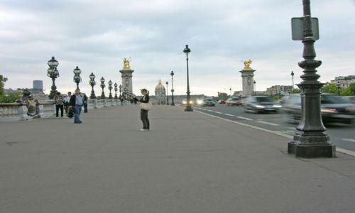 Zdjecie FRANCJA / brak / Paryż / Most