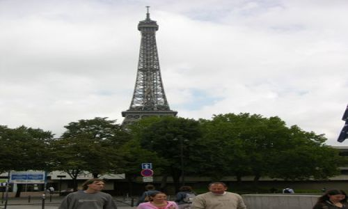 Zdjecie FRANCJA / brak / Paryż / Wieża Eifla