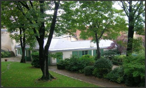 Zdjecie FRANCJA / Francja pólnocna / Paris  / Domek Balzaca