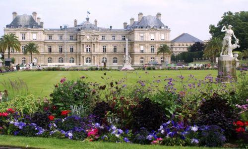Zdjecie FRANCJA / Paryż / Paryż / Pałac Luksemburski