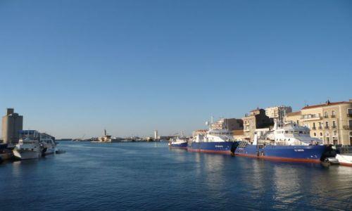 Zdjecie FRANCJA / Languedoc-Roussillon / Sete / SETE-Port