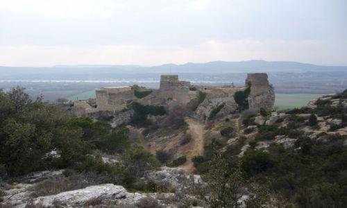 Zdjecie FRANCJA / Provence-Alpes-Cote-D'Azur / Mornas / Forteca Mornas