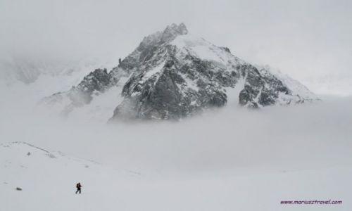 Zdjecie FRANCJA / brak / Alpy / człowiek i góry