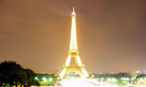 Zdjecie FRANCJA / brak / Paryż / I miasto się zapaliło... ;)