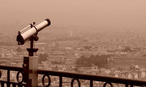 Zdjecie FRANCJA / brak / Paryż / Z góry ;)