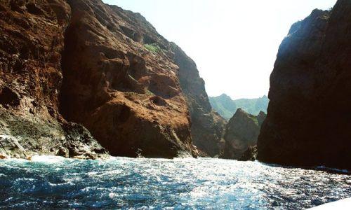FRANCJA / okolice Porto / Park Scandola / Korsyka - Haute Corse - Scandola