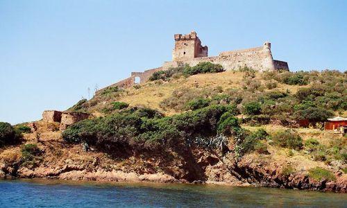 FRANCJA / okolice Porto / Zatoka Girolata / Korsyka - Haute Corse - Girolata
