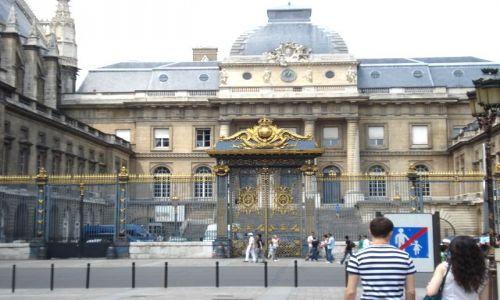 Zdjecie FRANCJA / Paryz / Paryz / Palac Sprawiedliwosci
