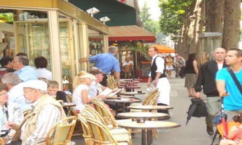 Zdjecie FRANCJA / Paryz / Paryz / paryskie uliczki