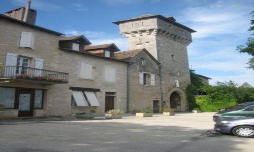 Zdjęcie FRANCJA / Limousin / Centrum / Villeneuve
