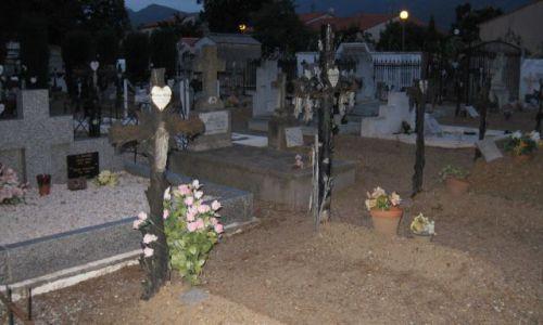 Zdjecie FRANCJA / Langwedocja / Saint Genis des Fontaines / memento mori