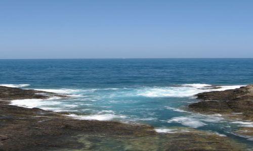 Zdjecie FRANCJA / Langwedocja / Collioure / kolory morza