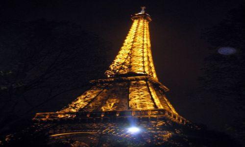 Zdjecie FRANCJA / brak / Paris / Wieża Eiffla