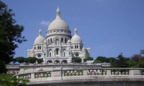 Zdjęcie FRANCJA / brak / Paryż / płynąc Sekwaną...