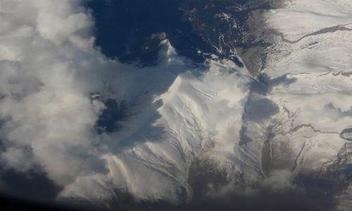 Zdjecie FRANCJA / brak / foto z samolotu / Pireneje