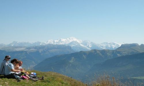 Zdjecie FRANCJA / Savoie / Môle / Moje wedrowanie