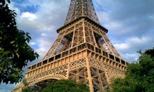 Zdjecie FRANCJA / Paryż / Paryż / Tour Eiffel