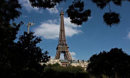 Zdjęcie FRANCJA / brak / Paryż / Wieża Aifla