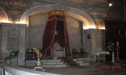 Zdjecie FRANCJA / Prowansja / Avignon / Tron papieski był tu już wtedy gdy nie było jeszcze Watykanu