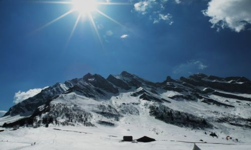 Zdjecie FRANCJA / Haut Savoie / Okolice Col des Aravis / Moje wedrowanie