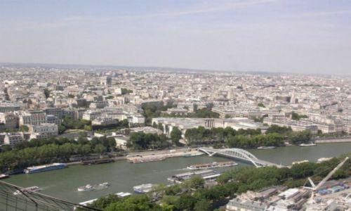 Zdjecie FRANCJA / brak / Paryż / białe miasto