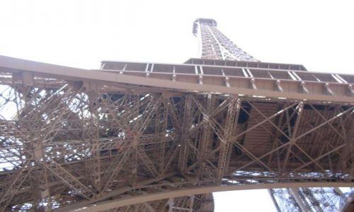Zdjecie FRANCJA / brak / Paryż / od dołu