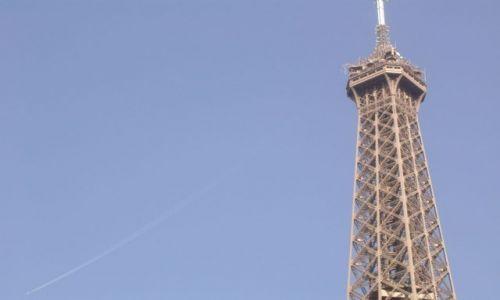 Zdjecie FRANCJA / brak / Paryż / wierzchołek