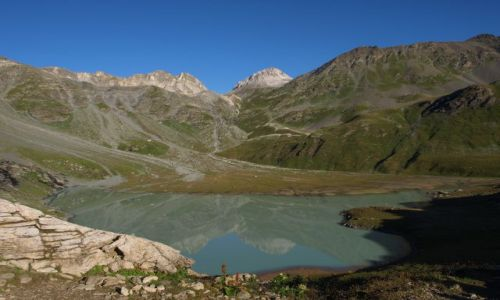 FRANCJA / rejon Vanoise / Vanoise / Tour of the  Vanoise