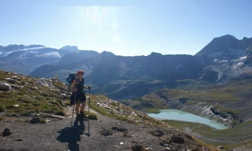 Zdjecie FRANCJA / rejon Vanoise / Vanoise / Tour of the  Vanoise