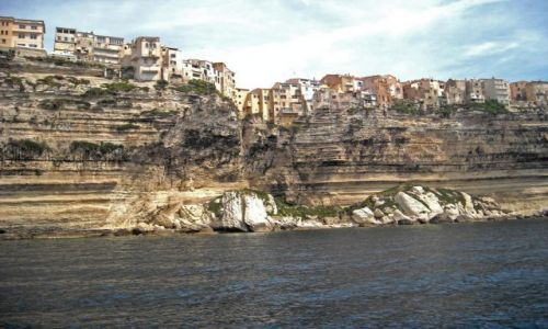 Zdjecie FRANCJA / korsyka / Bonifacio / Korsyka
