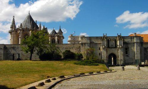 Zdjecie FRANCJA / Paryż, wschodnia część / Zamek Vincennes / Kompleks zamkowy Vincennes
