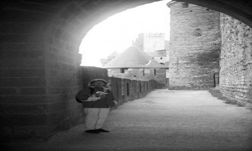 FRANCJA / brak / Francja / Carcassonne - spacerkiem wokół obwarowań