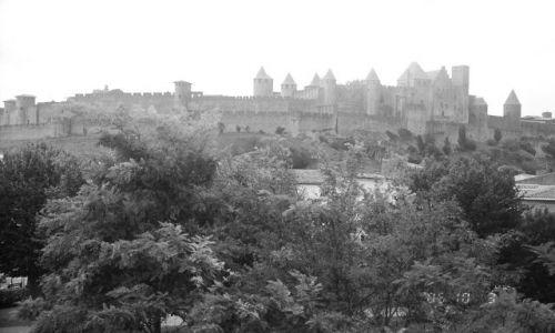 FRANCJA / brak / Francja / Carcassonne...