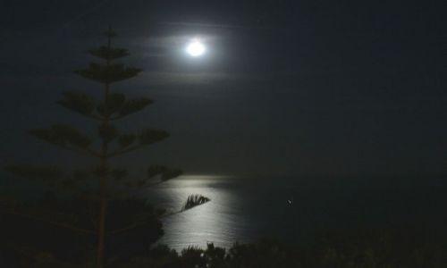 Zdjecie FRANCJA / - / Nicea / Księżyc