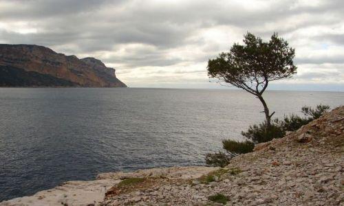 FRANCJA / - / Cassis / Morze Śródziemne