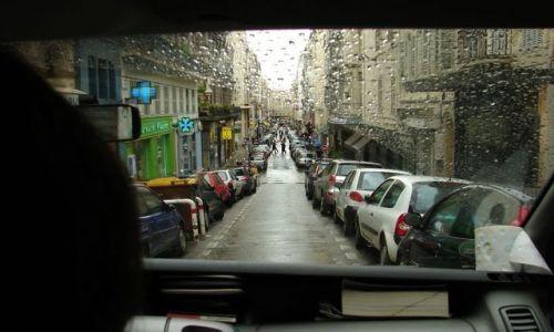 FRANCJA / - / Marsylia / tłok samochodowy